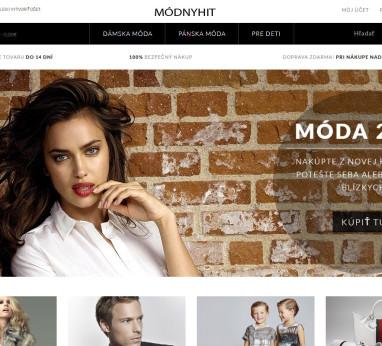 tvorba webshopu s módou