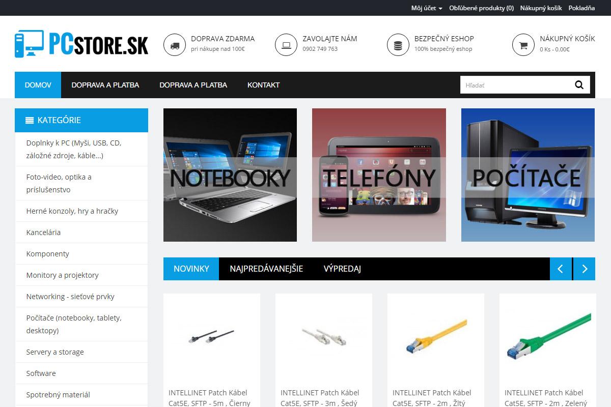 Tvorba eshopu a web stránok pre Vaše úspešné podnikanie! cc314cd5ca7