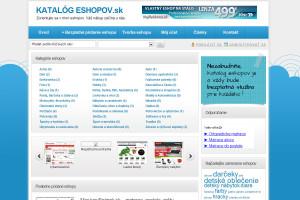 katalog eshopov