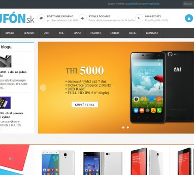 tvorba webshopu s mobilmi